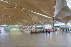 OPEN PULKOVO AIRPORT BY GRIMSHAW