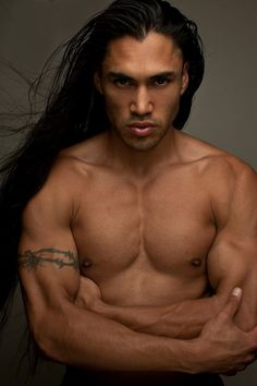 Martin Sensmeier. Beautiful #Native man.