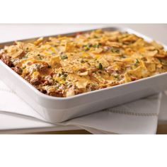 Full of flavor, this Tex-Mex style casserole recipe makes artful use of pantry staples and other basic ingredients to create a hearty, one-of-a-kind dinner.