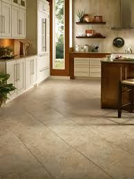 Image Result For Galley Kitchens With Stone Look Vinyl Flooring