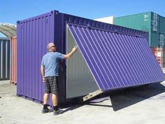 shipping container modifications - Google zoeken