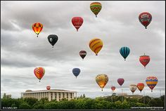 Canberra Balloons