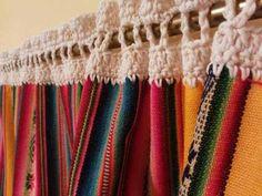 cortinas artesanales - Buscar con Google