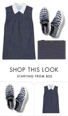 """Outfit Ideas"" by anischasanah ❤ liked on Polyvore featuring Keds, Miu Miu and Givenchy"
