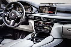 Pictures: 2015 BMW X6 Gets Official