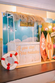 Summer Hawaiian Party | Philippines Children's Party Blog