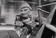 Rewatching 1954's Creature from the Black Lagoon