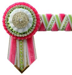 Browbands Of Distinction | Exquisite Custom Made Browbands for your preppy pony.