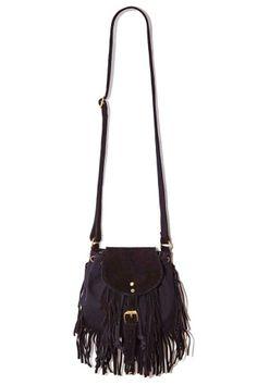 Barlow Fringe Bag