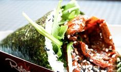 Groupon - Temaki, Salmon Dolls and Drink for One or Two at Rafa's Temaki (32% Off) in Dublin 2. Groupon deal price: €9