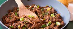 Korejské hovězí BBQ (Bulgogi)
