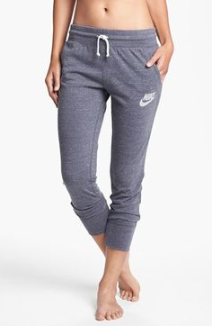Nike+'Gym+Vintage'+Capri+Pants+available+at+#Nordstrom