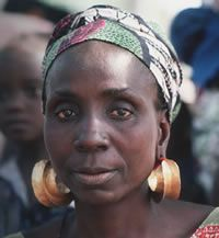 The Mandinka, Malinke (also known as Mandinko or Mandingo) are one of the largest ethnic groups in West Africa with an estimated population of eleven million (the other 3 major ethnic groups in the region being the non-related Fula, Hausa and Songhai). They belong to the larger Mandé group of peoples. They are the descendants of the Mali Empire, which rose to power under the rule of the great Mandinka king Sundiata Keita. Today, over 99% of Mandinka in Africa are Muslim.
