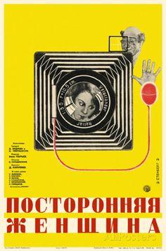 Russian -Strange Woman Ensivedos AllPosters.fi-sivustossa