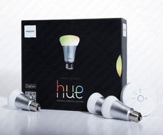 Philips Hue, le innovative lampade a LED che si comandano con iPhone