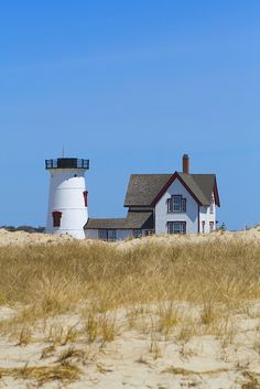 Cape Cod: Stage Harbor Lighthouse by Chris Seufert, via Flickr