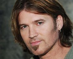 Billy Ray Cyrus (August 25, 1961-) – Grammy Award-nominated American country music singer, songwriter and actor. Best selling debut album of all time for a solo male artist, father of Miley Cyrus. Born in Flatwoods, Kentucky.