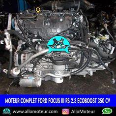 Moteur complet Ford Focus III RS 2.3 EcoBoost 350 cv Turbo YVDA 🔵23.000 Kms certifiés 🔵Référence moteur YVDA 🔵Année 2018 ( 2015-2018 ) 🔵Livré complet sans boîte de vitesses 🔵Garantie 6 mois