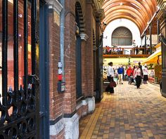 The English market in Cork city is one of the oldest of its kind #Cork #Ireland