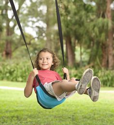 Easy-Go Sling Swing in Outdoor Play ToysVerified ReplyVerified Reply