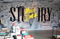 STORY Meatpacking District store by Sagmeister & Walsh Behance