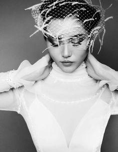 "amy-ambrosio: "" Liu Wen by Mario Testino for Vogue China, September "" Vogue China, Mario Testino, Liu Wen, Glamour, Bridal Beauty, Wedding Beauty, Bridal Makeup, Dream Wedding, Vogue Magazine"