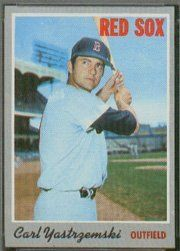 1970 Topps #10 Carl Yastrzemski - VG-EX by Topps. $6.41. 1970 Topps Co. trading card in very good/excellent condition, authenticated by Seller