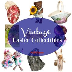 Ruby Lane Blog | Vintage Easter Collectibles