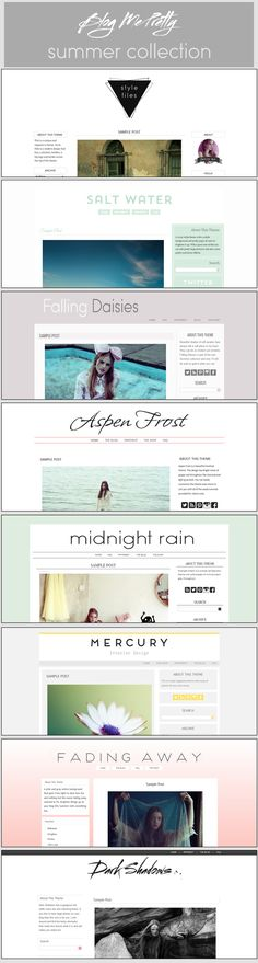 TWO free WordPress or Blogger theme give-aways for 2 winners. All you have to do is say which one is you're favorite as a comment on the blog..