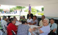 Metronoticias.com.mx  - El éxito del COMASS-UAT radica en combatir la soledad del adulto mayor