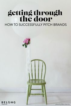 Getting through the door: how to successfully pitch brands with Alissa Circle of Diary of an Addict blog and Pollinate Media as featured in ISSUE 06 of Belong Magazine - www.belong-mag.com / blogger, business, female entrepreneur, lady boss, creative women