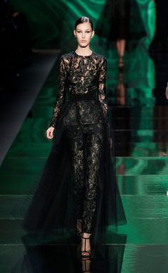 Monique Lhuillier FW2013-14.  Elegance.