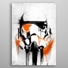 This Banksy style Star Wars Stormtrooper artwork is available on Metal Magnet Mounted Posters from Displate Banksy, Star Wars Toys, Star Wars Art, Stormtrooper Art, Wall Art Prints, Poster Prints, Posters, Star Wars Light Saber, Star Wars Merchandise