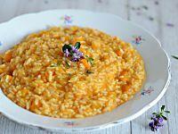 Risotto alla zucca cremoso, ricetta semplice e veloce