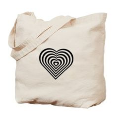 Love Heart Gift Design 6 Tote #Bag  Love Heart #Gift Design 6 Tote Bag Our Love Heart designs make perfect gift ideas for holidays and Valentines day.  $15.59