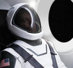 new spacex suit revealed