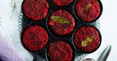 Cauliflower Tabbouleh, Mushroom Meatballs, Healthy Carrot Cakes, Granola Bars, Carrots, Grilling, Stuffed Mushrooms, Vegetarian, Beef