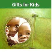 Kids gifts include donating orphanage celebrations, sports equipment and school field trips.