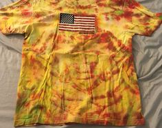 Old navy medium tie dye tee shirt