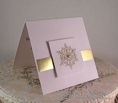 Scandinavian White Gold by notimetostamp - Cards and Paper Crafts at Splitcoaststampers