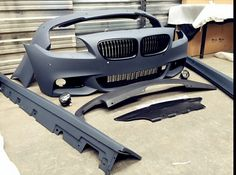 BMW F10 Bodykit @ Horch Motorsports 017-210 5779