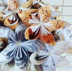 Fiori origami...