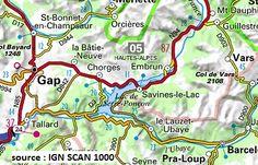 Vacances autour du lac de Serre Ponçon dans les Hautes Alpes et d ...