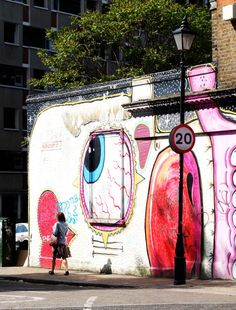 Street Art in London - A Visual Diary - My Poppet Living