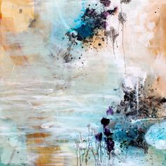 Abstract Painting | Allison Stewart Artist New Orleans