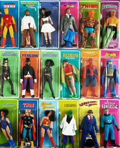 la caverne de kibi: Marvel figurines en plomb collection EaglemossLa Caverne de