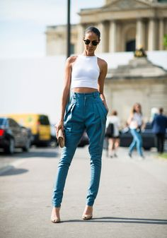 The Pursuit Aesthetic-the pants!