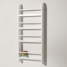 A narrow version of our bestselling kids' bookcase which is ideal for storing awkwardly sized picture books.