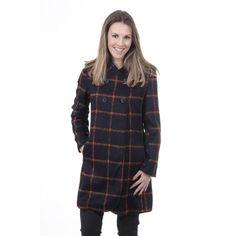 Versace 19.69 Abbigliamento Sportivo Srl Milano Italia Womens Coat CAPPOTTO CHEYENNE TESS. SARAH COCCIO