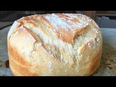 Quick and easy homemade bread (with common flour) Pan Dulce, Healthy Bread Recipes, Baking Recipes, Pan Rapido, My Favorite Food, Favorite Recipes, Mexican Bread, Pan Bread, Beignets